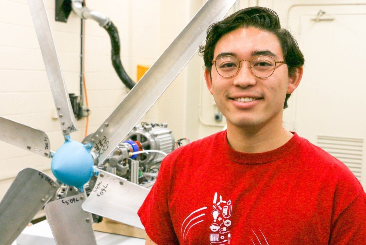 Virginia Tech mechanical engineering student receives Fulbright research grant